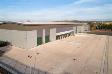 External image of Jupiter building (warehouse) in Cannock
