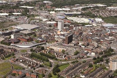 New future earmarked for key Stoke-on-Trent city centre site