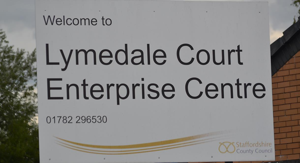 Lymedale Court Enterprise Centre